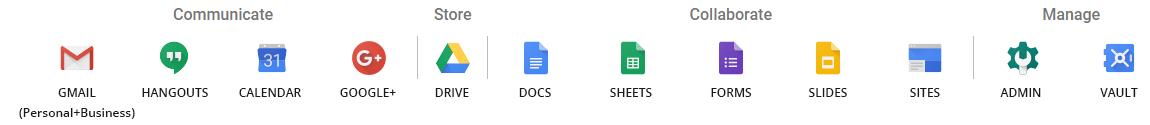 ZWAANZ | Google G-Suite