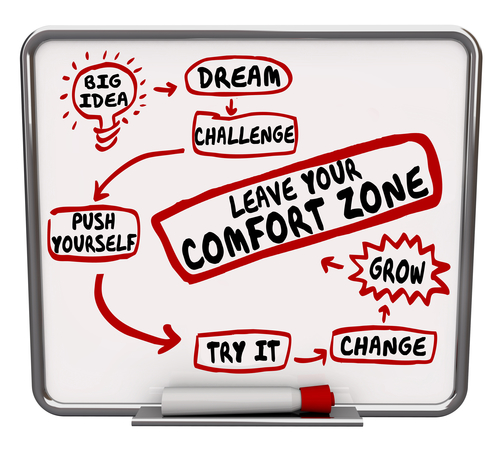 ZWAANZ | Personal Growth - Leave Your Comfort Zone